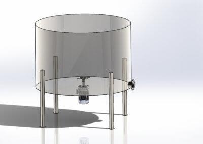 Konstruktion_Zellstoffmischer